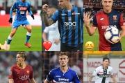 Contest Best Player Serie A 2018/2019 - Categoria Rivelazione del Campionato