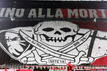 MILAN - INTER 04.04.2018